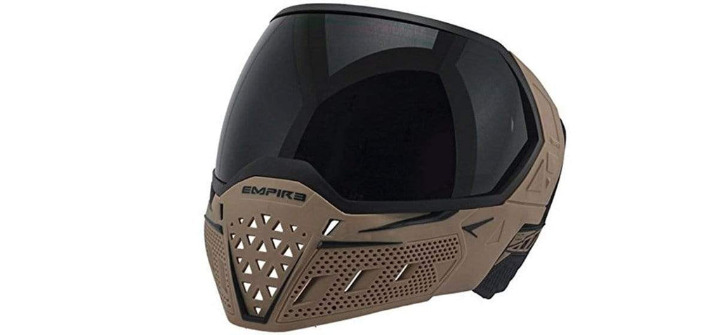 Empire EVS Goggle Tan/Black - Thermal Clear - Eminent Paintball And Airsoft