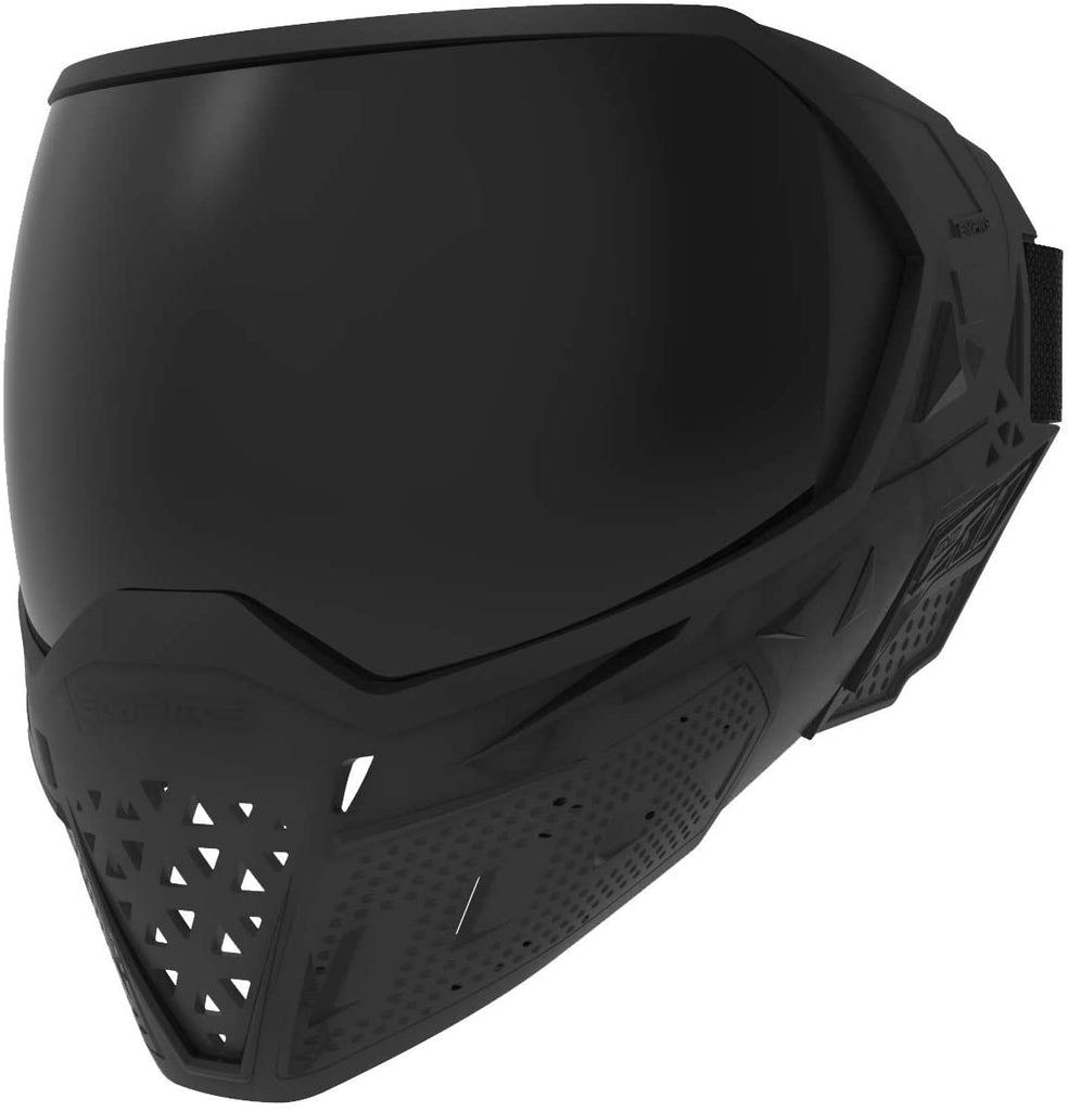 Empire EVS Paintball Mask Black with Extra Lens - Eminent Paintball And Airsoft