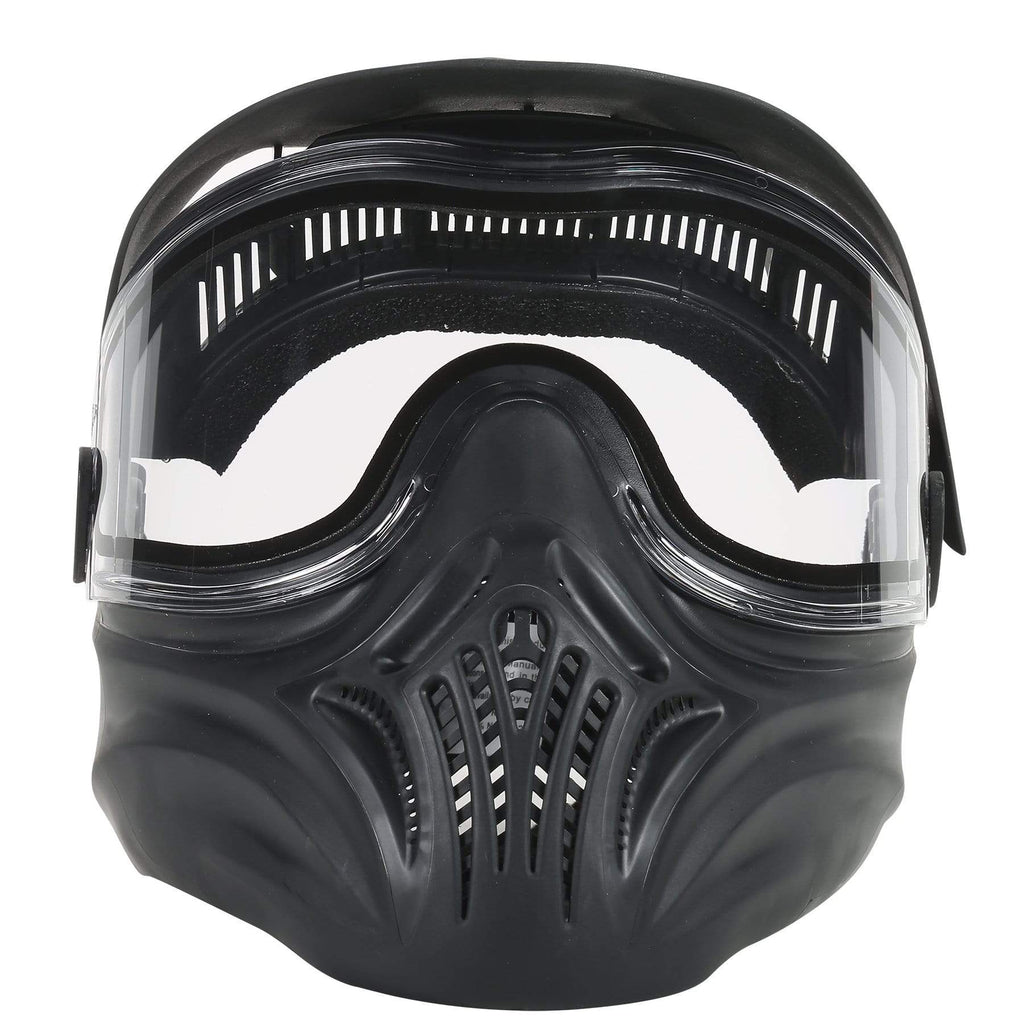 Empire Helix Goggle Thermal Clear Lens - Black - Eminent Paintball And Airsoft