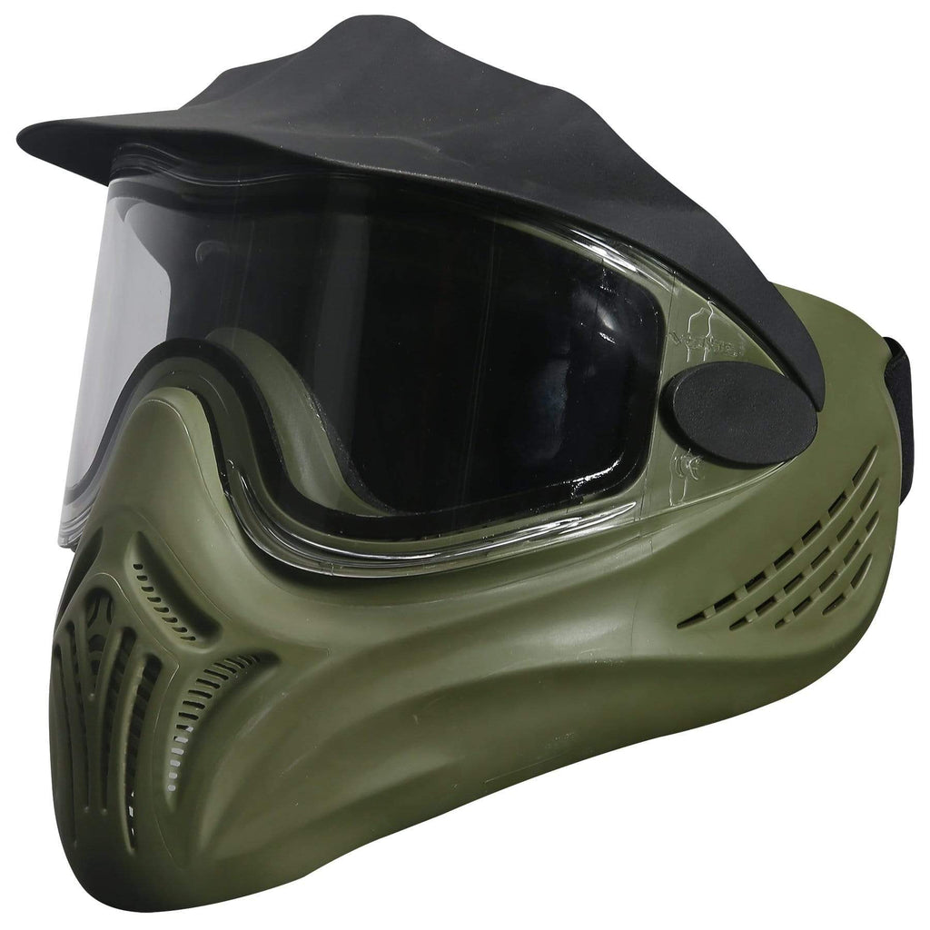 Empire Helix Goggle Thermal Clear Lens - Olive - Eminent Paintball And Airsoft