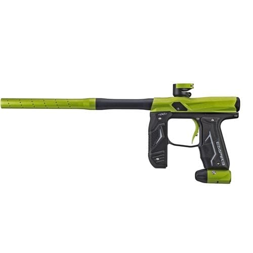 Empire Axe 2.0 Marker - Dust Lime / Dust Black - Eminent Paintball And Airsoft