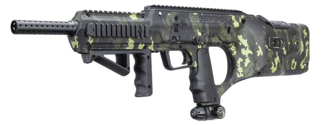 EMPIRE D'FENDER MARKER - TERRAPAT CAMO ** LIMITED EDITION ** - Eminent Paintball And Airsoft