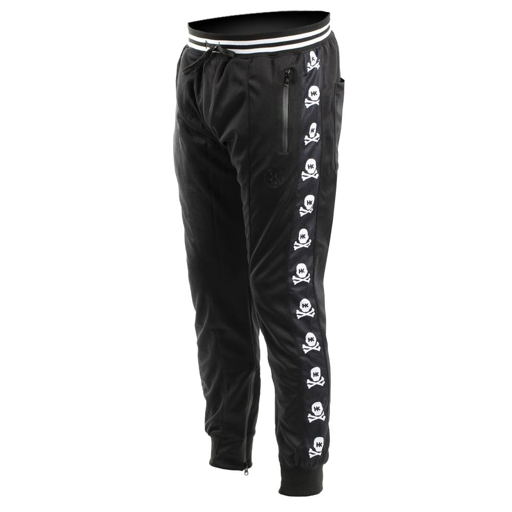Track Jogger Pants - OG Skull - Black - Eminent Paintball And Airsoft