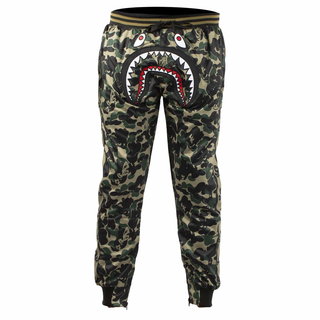 Track Jogger Pants - Shark Camo - Eminent Paintball And Airsoft