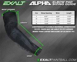 ALPHA ELBOW PAD - DESERT TAN - Eminent Paintball And Airsoft