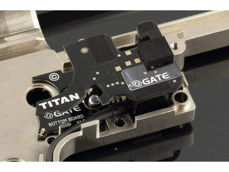 Gate TITAN V2 Airsoft Drop-In Programmable MOSFET Module with USB-Link (Model: Rear Wired / Without Programming Card) - Eminent Paintball And Airsoft