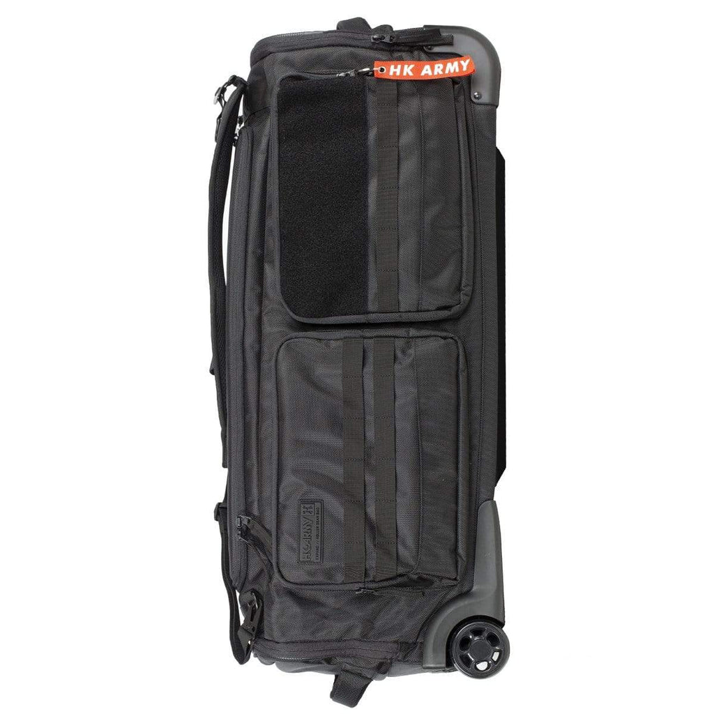 Expand 75L - Roller Gear Bag - Stealth - Eminent Paintball And Airsoft