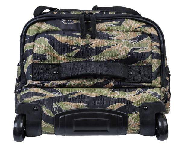 Expand 75L - Roller Gear Bag - Tiger Woodland - Eminent Paintball And Airsoft