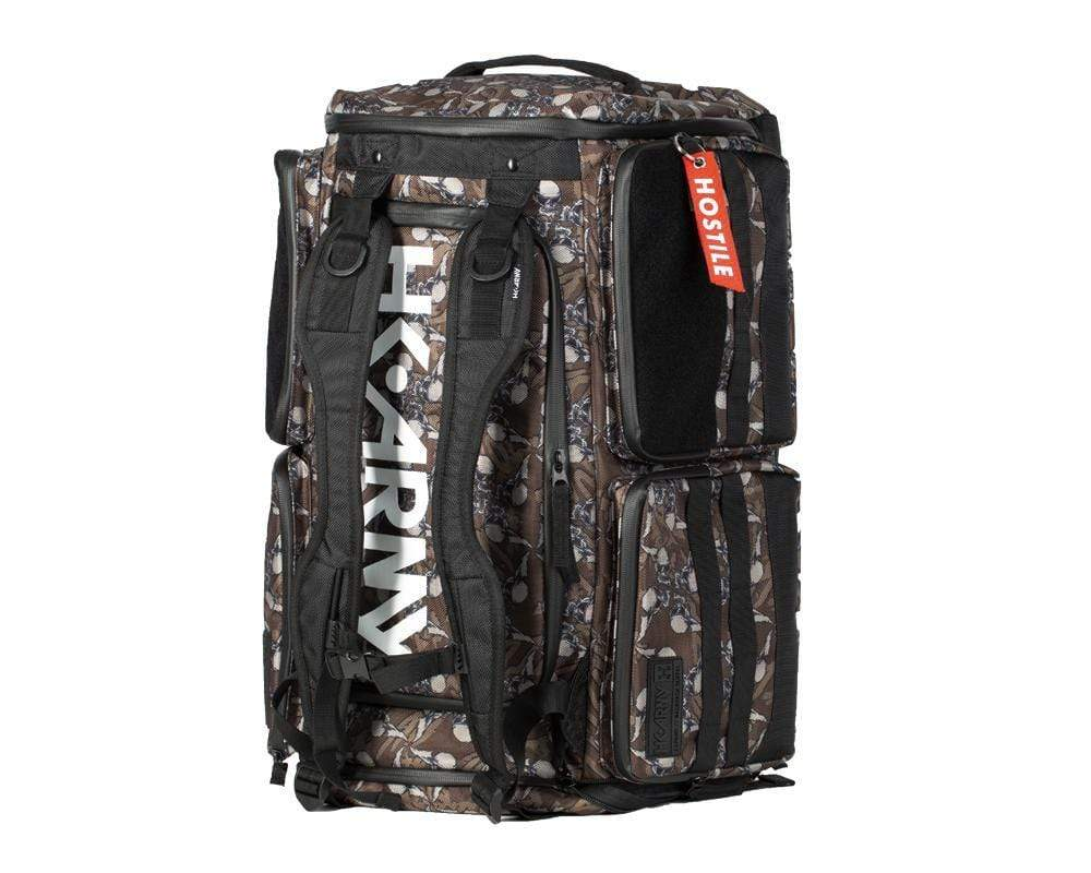 Expand - Gear Bag Backpack - Hostilewear Tan - Eminent Paintball And Airsoft