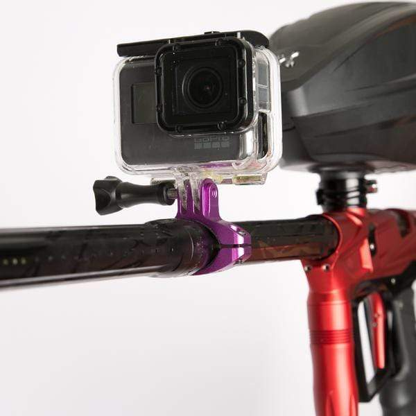 Barrel Camera Mount - Purple - Eminent Paintball And Airsoft