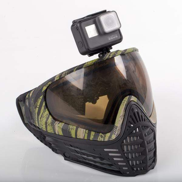 Goggle Camera Mount - Gold - Eminent Paintball And Airsoft