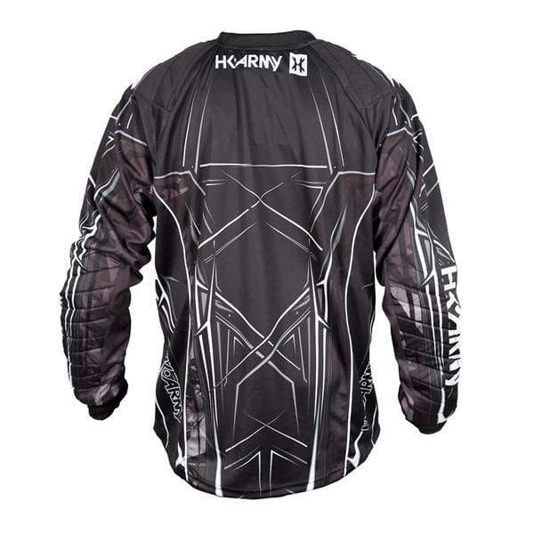 HSTL Line Jersey - Black/Grey - Eminent Paintball And Airsoft