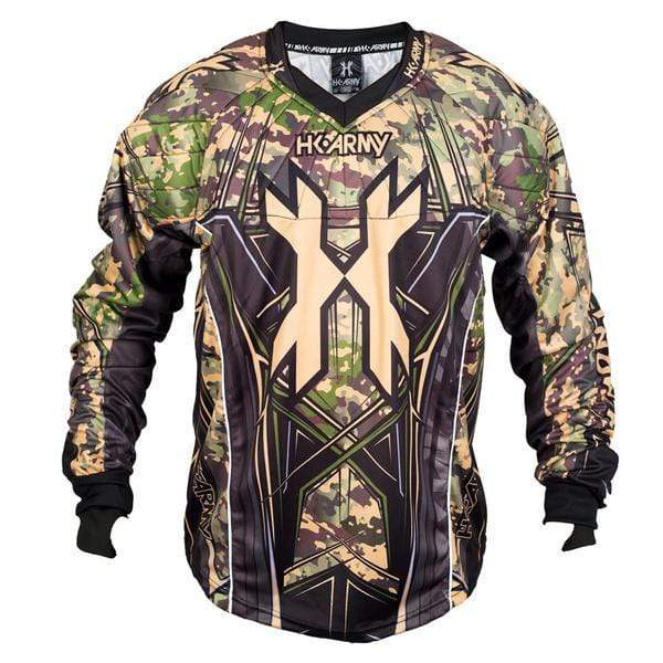 HSTL Line Jersey - Camo - Eminent Paintball And Airsoft