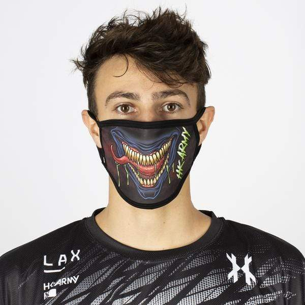 Poison - Anti-dust Face Mask - Eminent Paintball And Airsoft