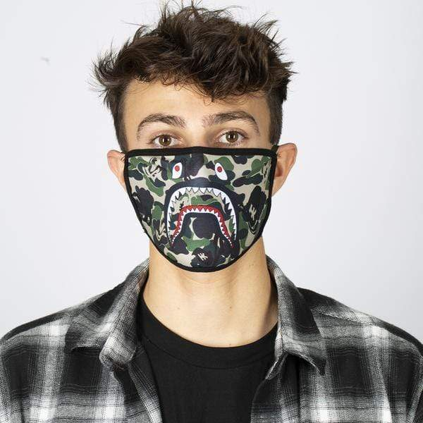 Shark Camo - Anti-dust Face Mask - Eminent Paintball And Airsoft