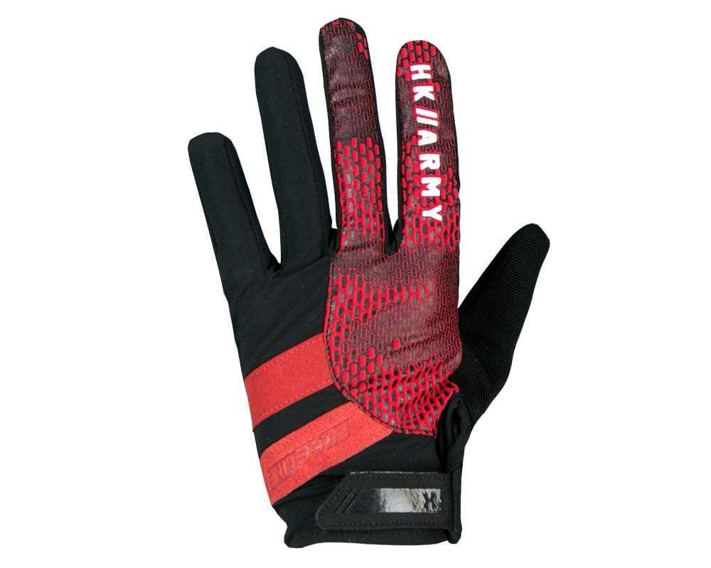 Freeline Glove - Fire - Eminent Paintball And Airsoft