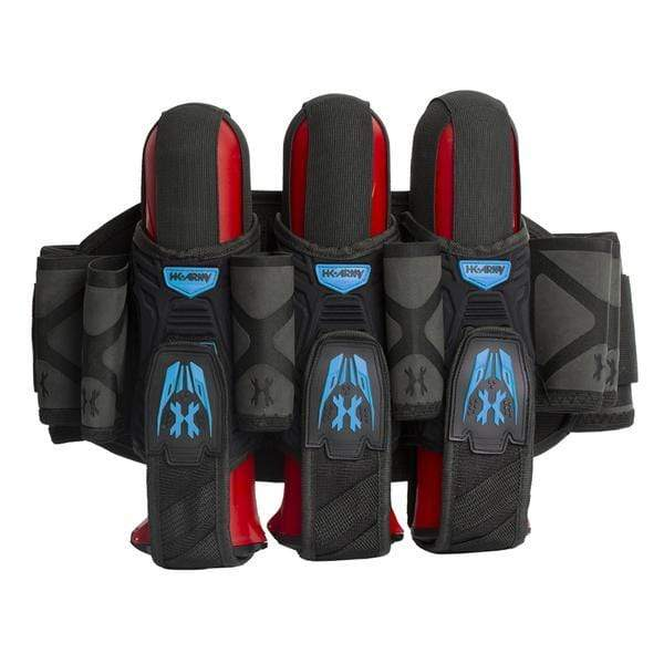 Magtek Harness - Blue - 3+2+4 - Eminent Paintball And Airsoft
