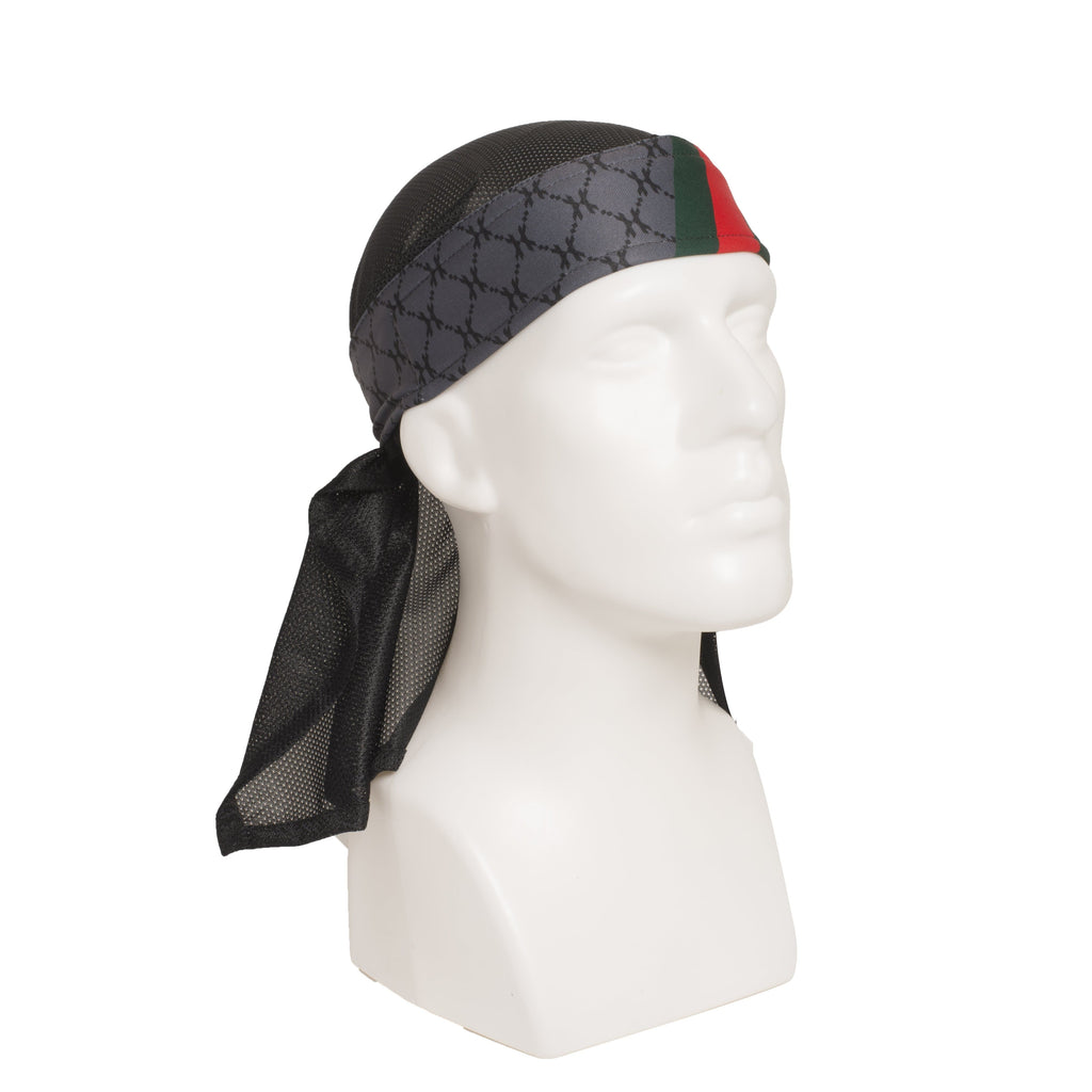 HH Charcoal Headwrap - Eminent Paintball And Airsoft