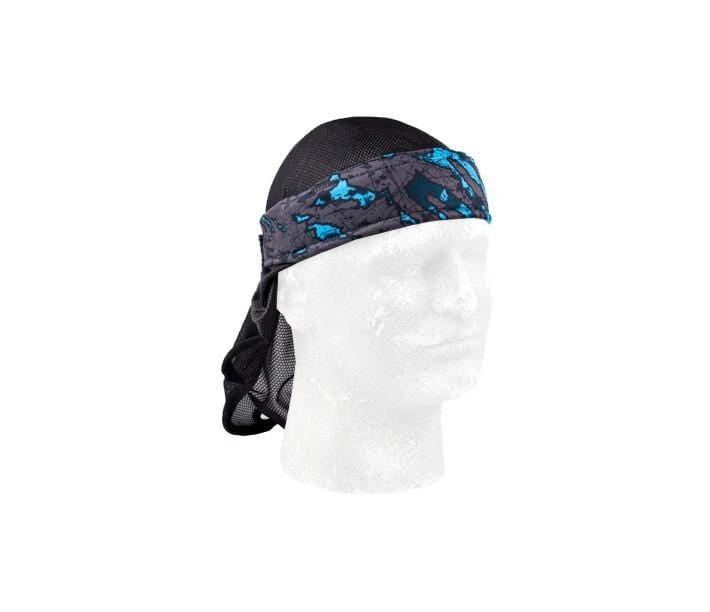 Poison Turquoise Headwrap - Eminent Paintball And Airsoft