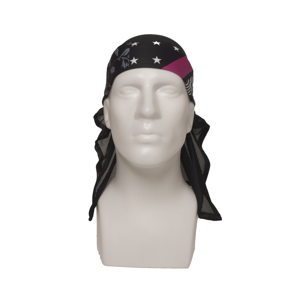 Reign Pink Headwrap - Eminent Paintball And Airsoft