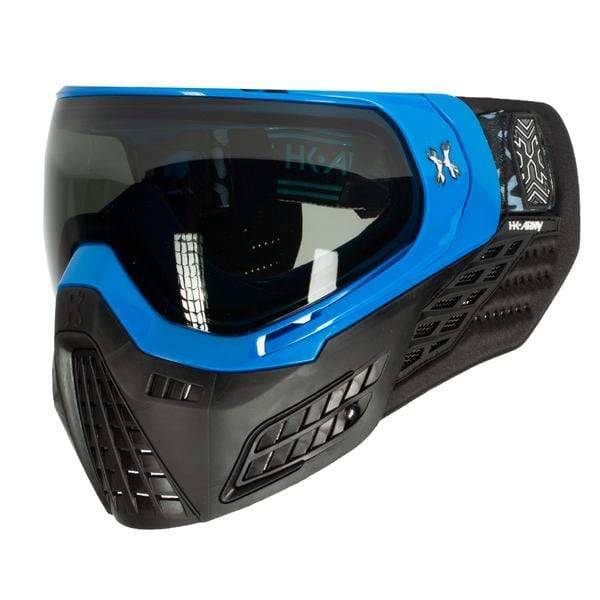 KLR Goggle Blackout Blue (Blue/Black) - Eminent Paintball And Airsoft