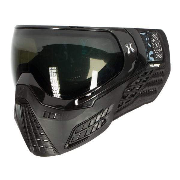 KLR Goggle Blackout Onyx (Black/Black) - Eminent Paintball And Airsoft