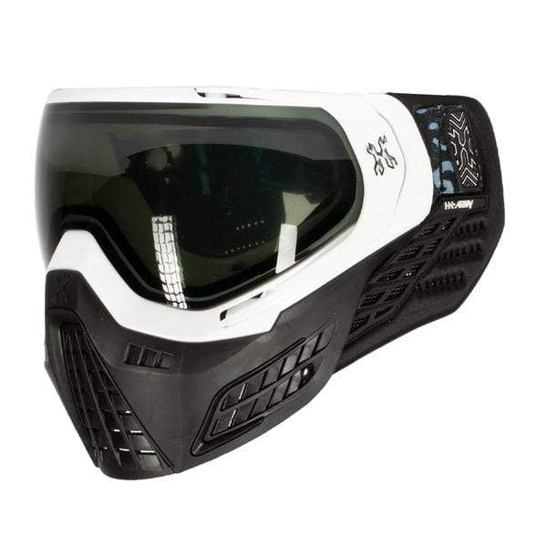 KLR Goggle Blackout White (White/Black) - Eminent Paintball And Airsoft