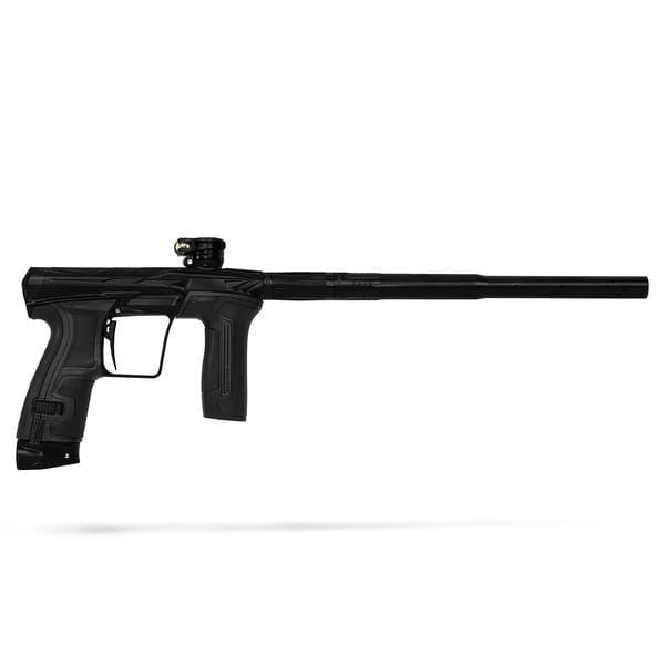 HK ARMY INVADER GEO CS2 PRO PAINTBALL GUN - ONYX - Eminent Paintball And Airsoft