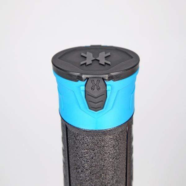 HK High Capacity 165 Round Pods - Black/Turquoise - 6 Pack - Eminent Paintball And Airsoft
