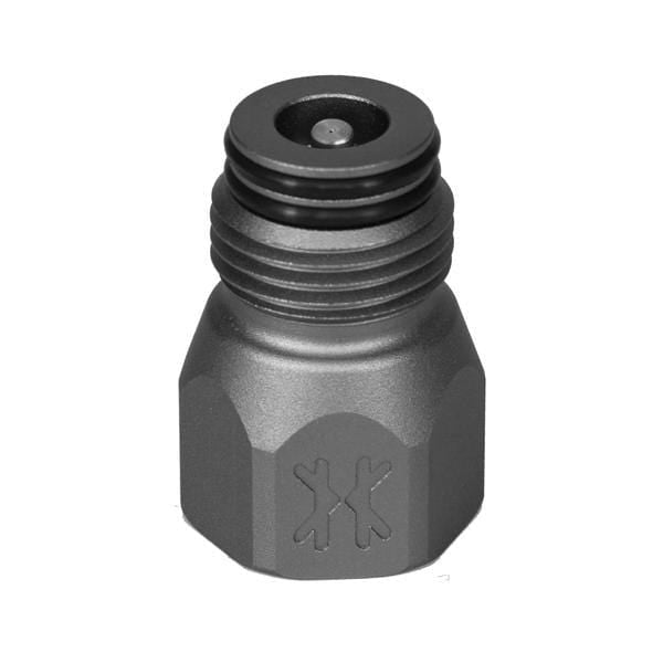 Tank Regulator Extender - Pewter - Eminent Paintball And Airsoft