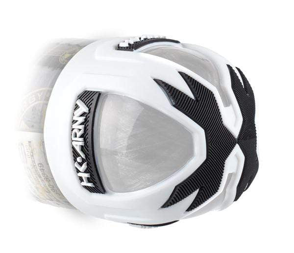 Vice Tank Grip 2.0- White / Black - Eminent Paintball And Airsoft