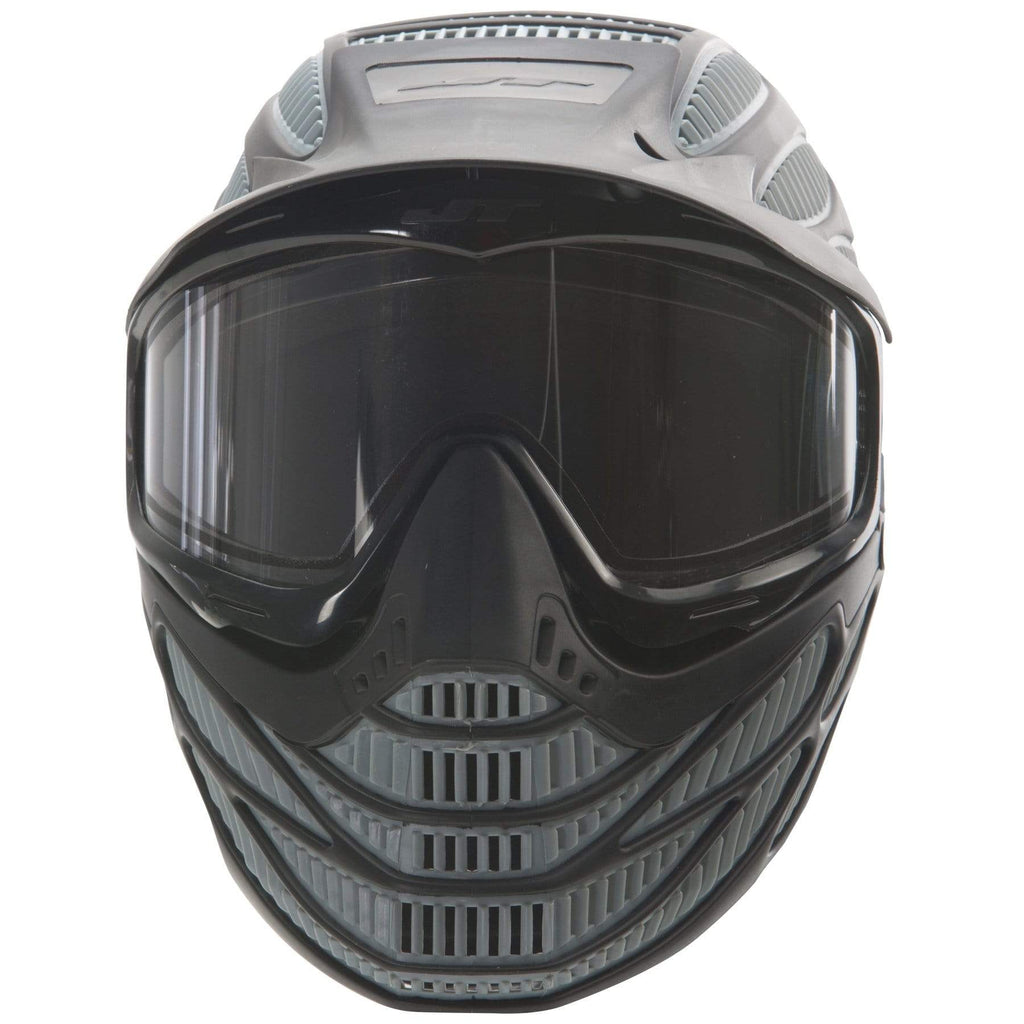 JT SPECTRA FLEX 8 THERMAL FULL COVERAGE GOGGLE - Black - Eminent Paintball And Airsoft