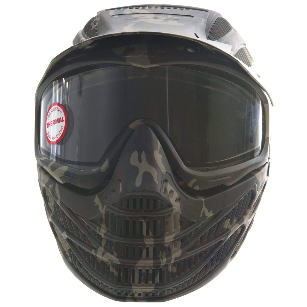 JT SPECTRA FLEX 8 THERMAL FULL COVERAGE GOGGLE - Camo - Eminent Paintball And Airsoft