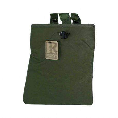 Killhouse Dump Pouch  - OLIVE - Eminent Paintball And Airsoft