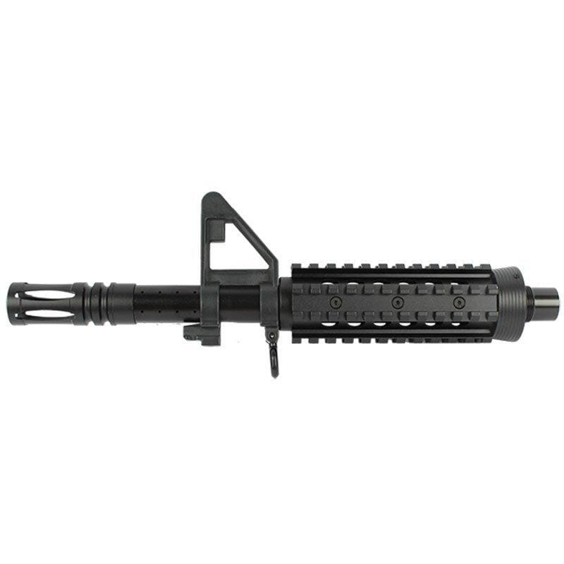 "Tactical Barrel with Rails 12"" A5/BT-4 - Eminent Paintball And Airsoft"