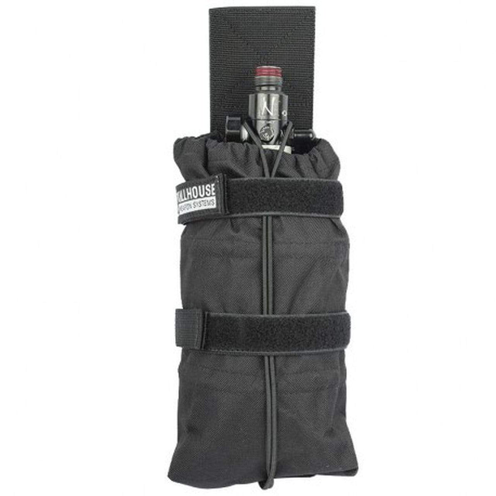 Killhouse Tank Pouch  - BLACK - Eminent Paintball And Airsoft