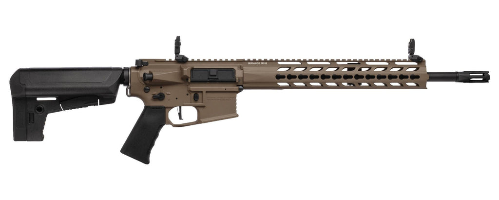 Krytac Full Metal Trident MKII SPR Airsoft AEG Rifle (Color: Flat Dark Earth) - Eminent Paintball And Airsoft