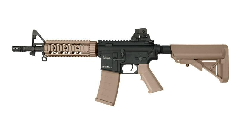 KWA KM4 SR7 FDE - Eminent Paintball And Airsoft