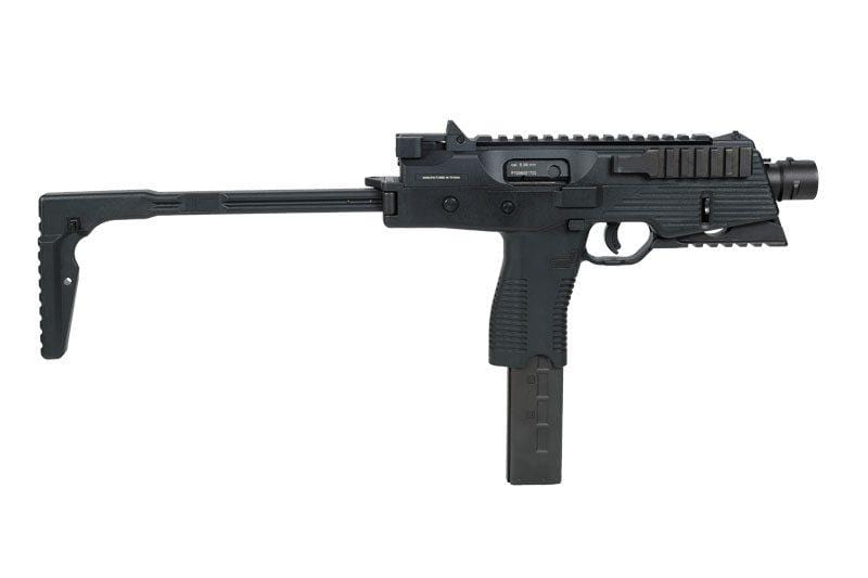 KWA KMP9R - Black - Eminent Paintball And Airsoft