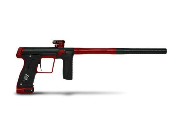 PLANET ECLIPSE GTEK 170R PAINTBALL GUN - GREY/ RED - Eminent Paintball And Airsoft