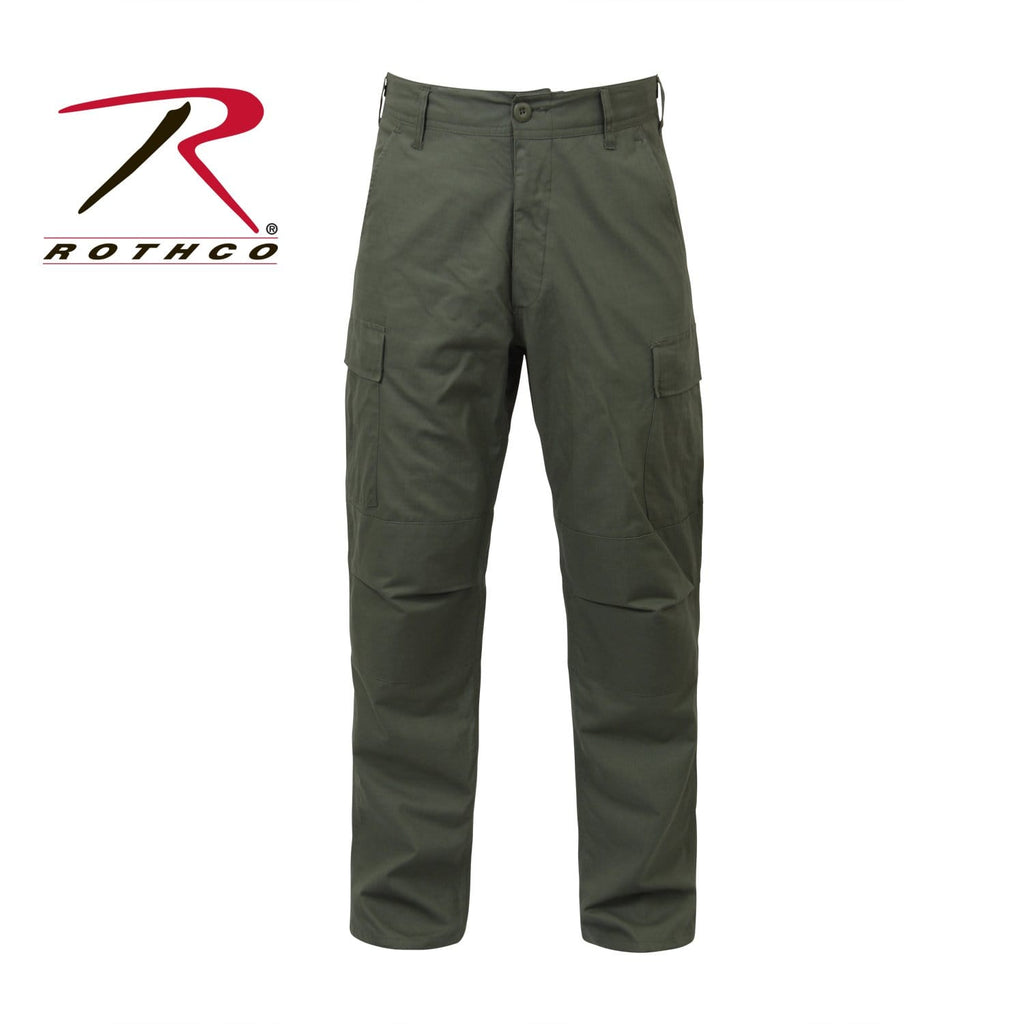 Rothco Rip-Stop BDU Pants - Eminent Paintball And Airsoft