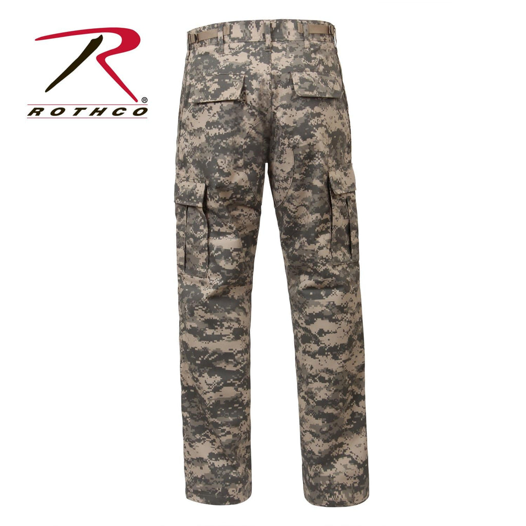 Rothco Digital Camo Tactical BDU Pants - Eminent Paintball And Airsoft