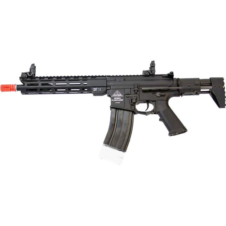 Adaptive Armament PDW AEG - USA 10.5 MLok, Mosfet, Semi/Full Orange Tip(340-350) - Eminent Paintball And Airsoft