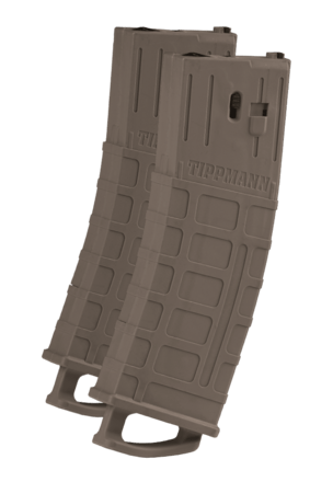 TIPPMANN TMC .68 CALIBER 20 ROUND MAGAZINE - 2 PACK - TAN - Eminent Paintball And Airsoft