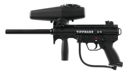 A-5 with Response Trigger - Eminent Paintball And Airsoft