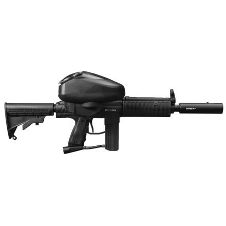 TIPPMANN STRYKER MP2 ELITE PAINTBALL GUN - BLACK - Eminent Paintball And Airsoft