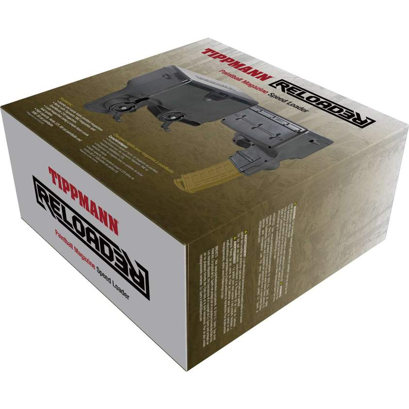 Tippmann Reloader - Mag Filler - Eminent Paintball And Airsoft