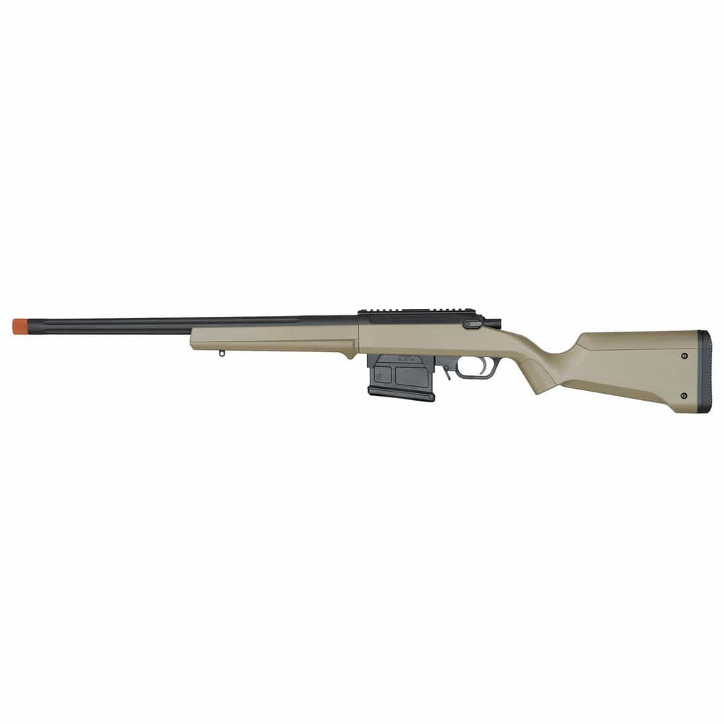 "AMOEBA ""Striker"" S1 Gen2 Bolt Action Sniper Rifle (Color: DEB) - Eminent Paintball And Airsoft"