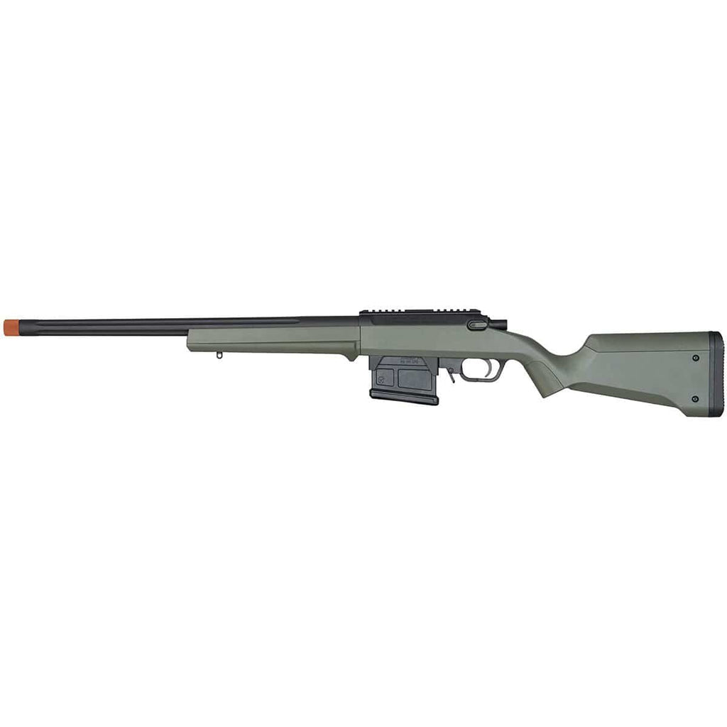 "AMOEBA ""Striker"" S1 Gen2 Bolt Action Sniper Rifle (Color: Urban Grey) - Eminent Paintball And Airsoft"