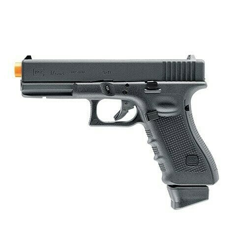 Elite Force Fully Licensed GLOCK 17 Gen 4 Blowback Airsoft Pistol - CO2 - Eminent Paintball And Airsoft